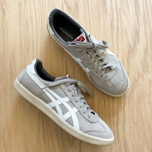Onitsuka Tiger Tokuten Suede Leather Shoe 11 Gray